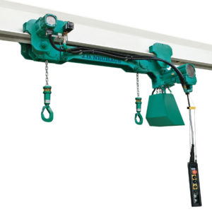 Image of JDN Big Bag Handling Air Hoists