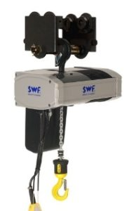 Image of CHAINster electric chain hoists for loads up to 5,000 kg