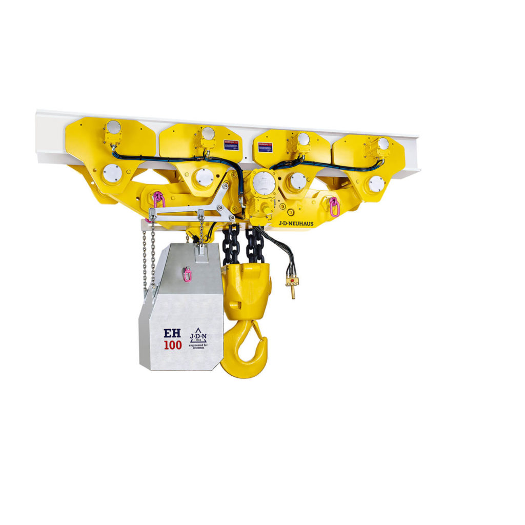 Image of JDN Monorail Air Hoists