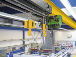 Image of STAHL Dual Chain Hoists