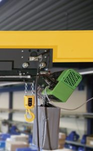 Image of STAHL Dual Vario Chain Hoists