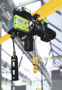 Image of STAHL Explosion-Protected Chain Hoist