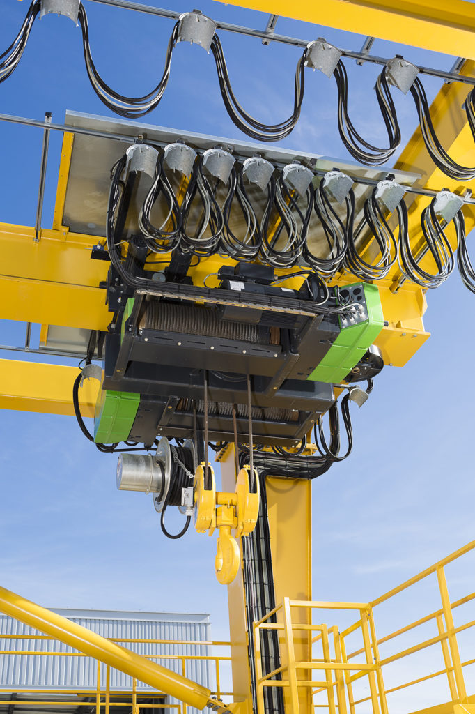 Image of STAHL Off-Standard Wire Rope Hoists