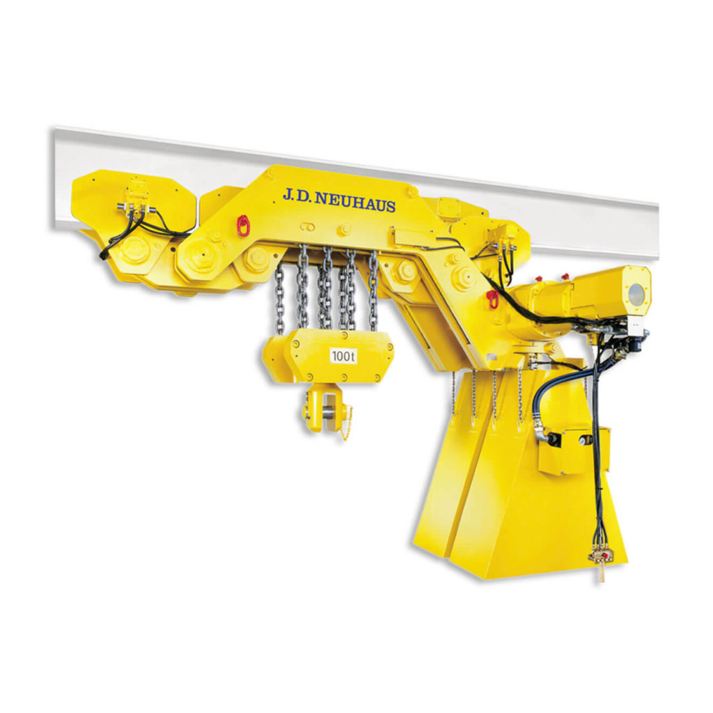 Image of JDN Ultra-Low Monorail Hoists