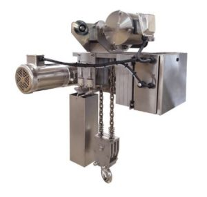 Image of Stainless steel hoists