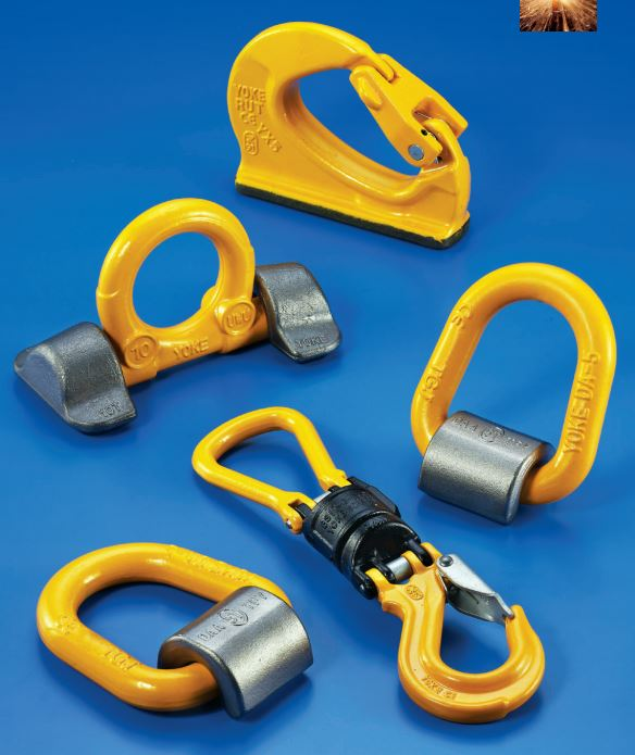 Image of Weld on Lifting attachments